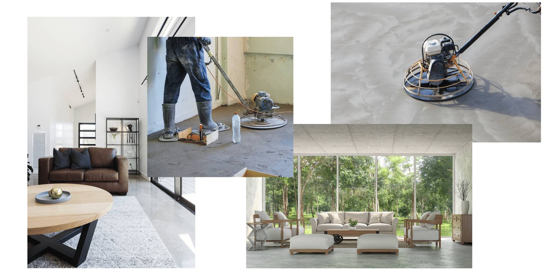 Concrete floor polishing Perth